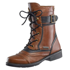 bottines femmes marrons