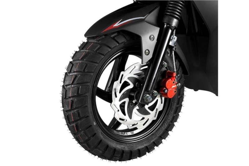 frein avant scooter sym crox 50