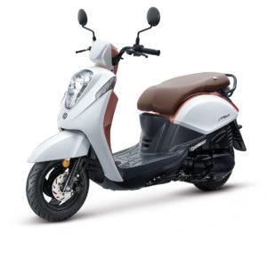scooter 50 mio ville
