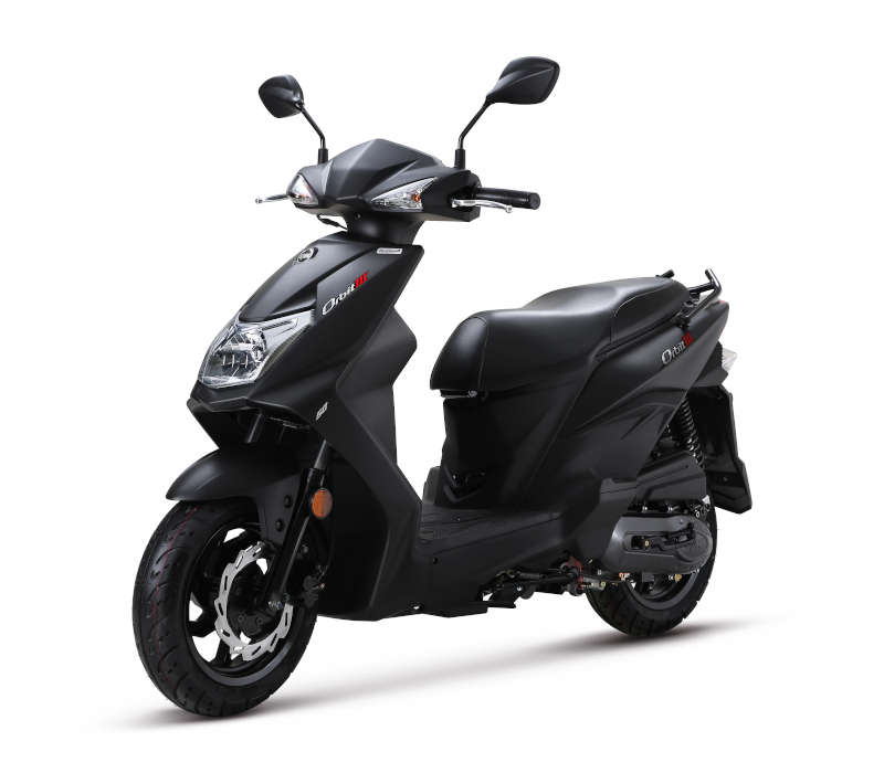 scooter sym orbit 3 jeunes