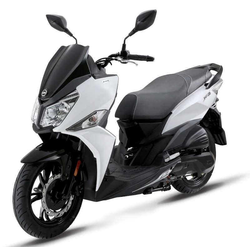 Scooter sym 50 urbain
