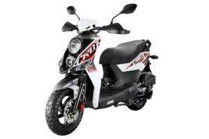Scooter sym 50 crox jeunes