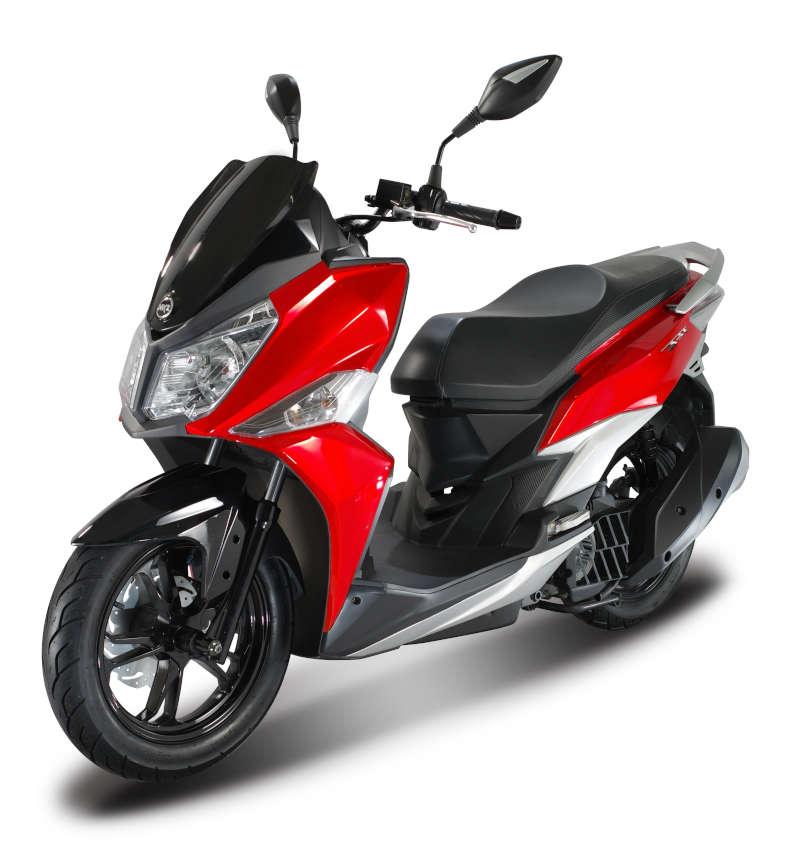Scooter sym jetT 14 50 cc
