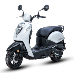 scooter sym mio 50 euro5