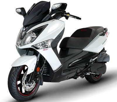 Scooter Efi 125 sport