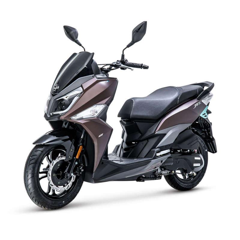 sym scooter urbain