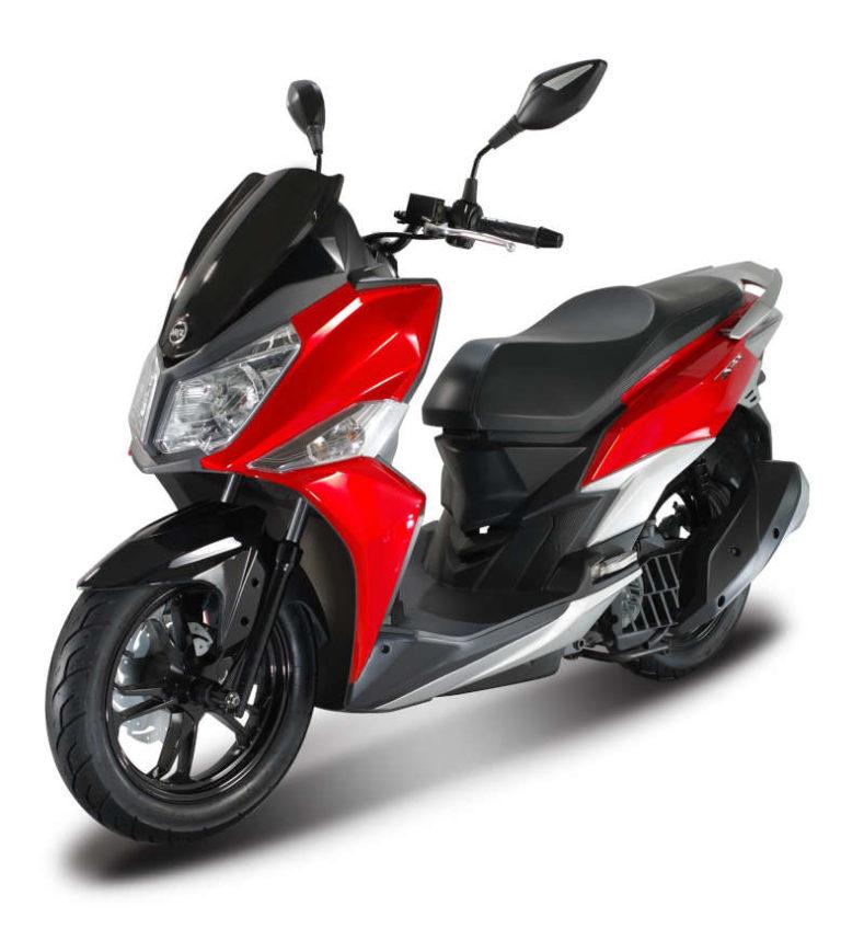 scooter sym 125 refroidissement à air