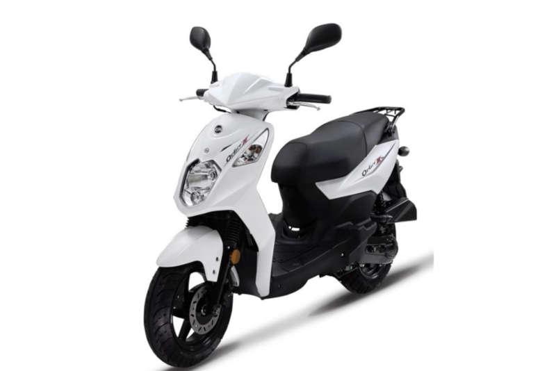 sym scooter jeunes