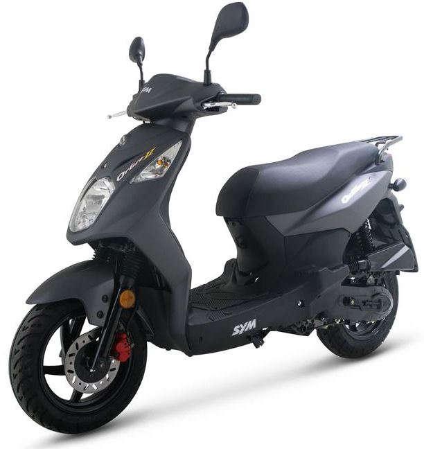 scooter sym urbain 50