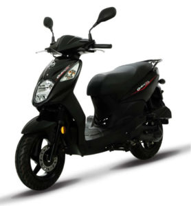 scooter sym orbit 2 50 noir matte
