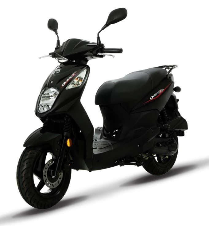 scooter sym orbit 2 50 noir matte