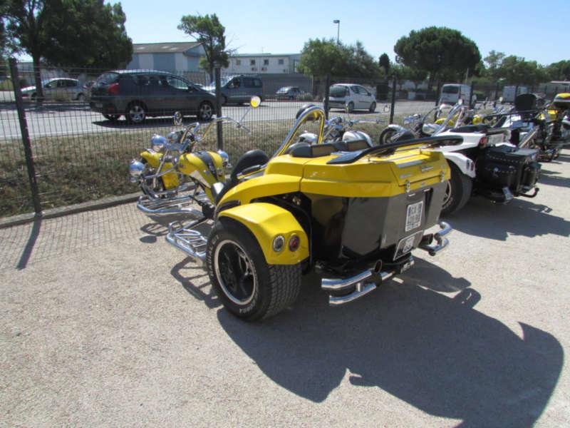 trike mustang thunderbird coffre 240 l