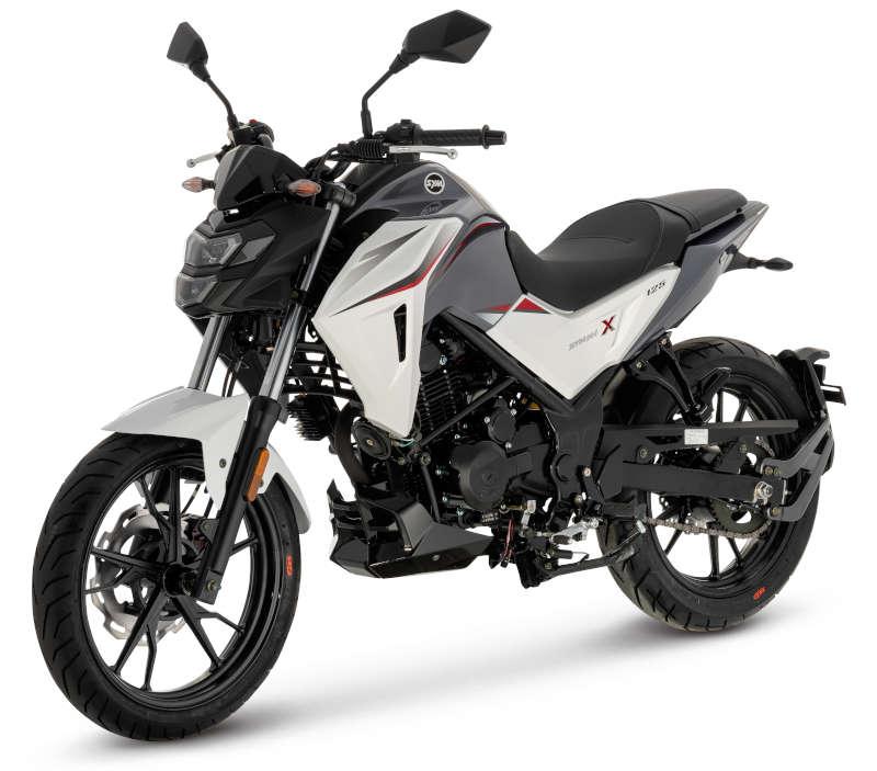 roadster moto 125 sym