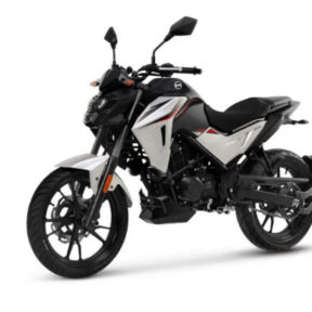 sym moto nh-x 125 blanche