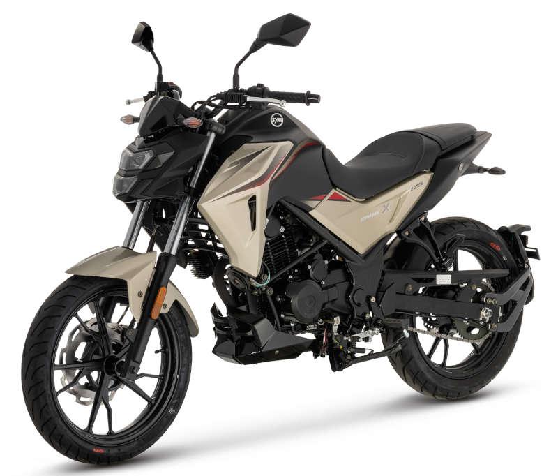moto sym 125 nh-x roadster