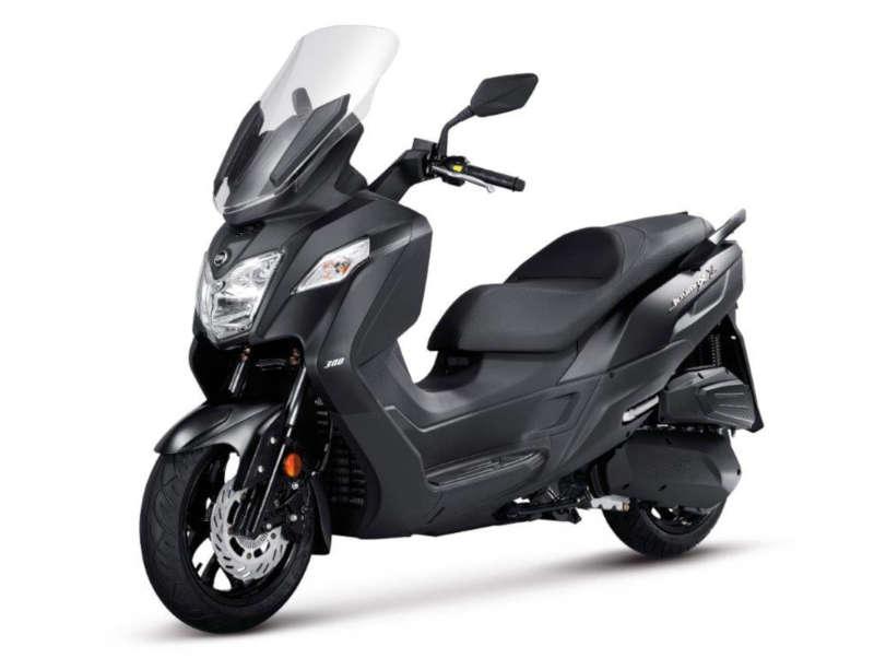 scooter sym 125 pour la ville