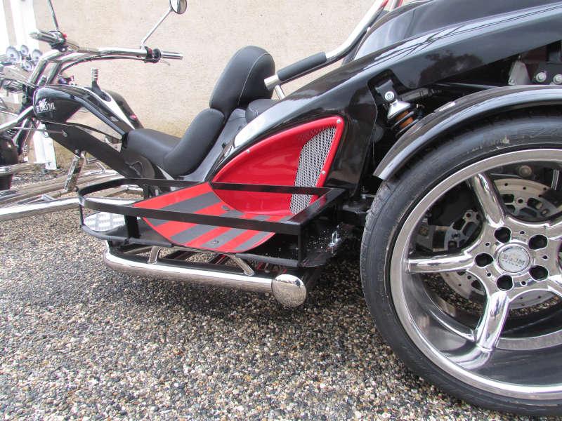 porte chariot trike pour personne à mobilité réduite