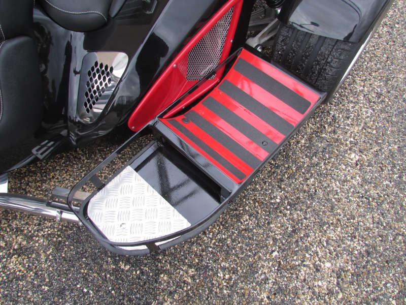 porte chariot trike handicapé sur mesure