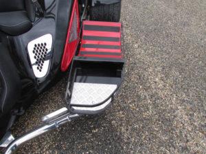 porte chariot trike handicapé