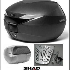 kit top case scooter sym 300