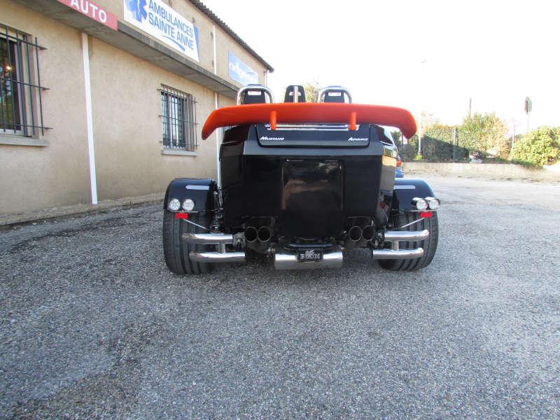 trike boom coffre 240 litres
