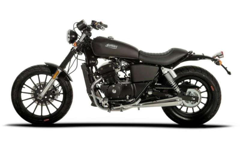 moto leonart custom 125