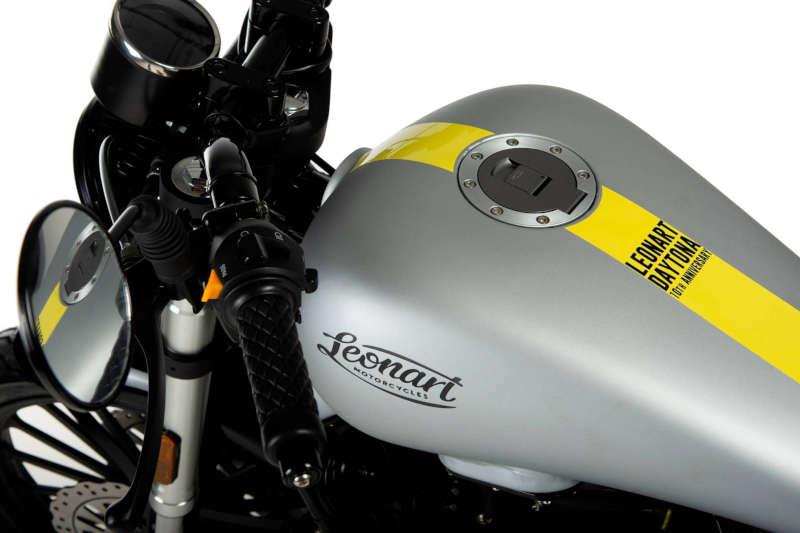 réservoir moto custom