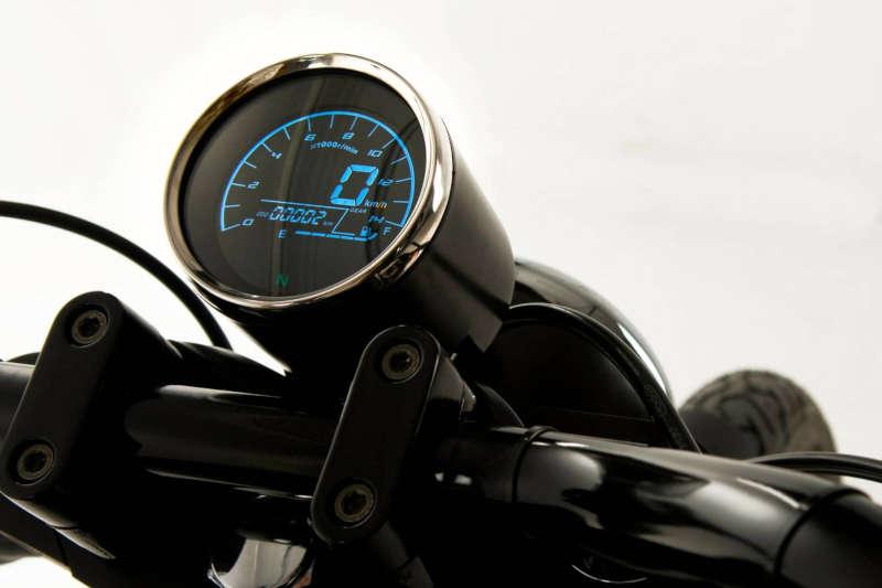 compteur moto custom