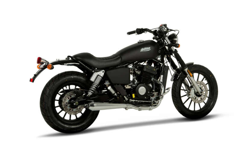 moto noir mat 125