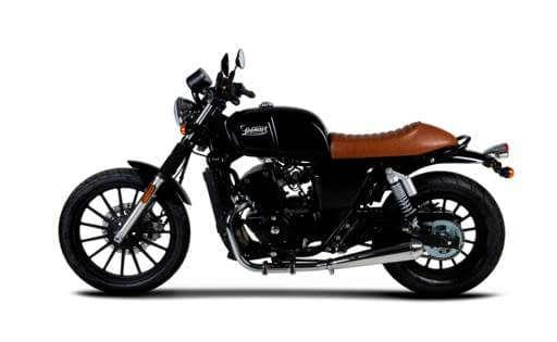 moto vintage 125