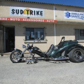 Trike mustang boite à vitesse