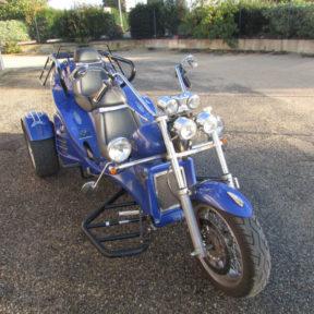 Trike bleu 500