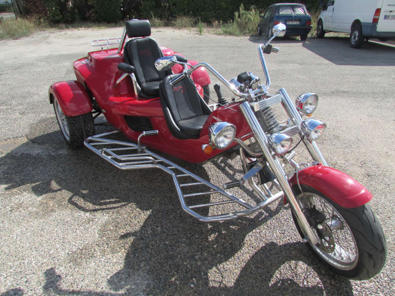 trike rewaco rouge