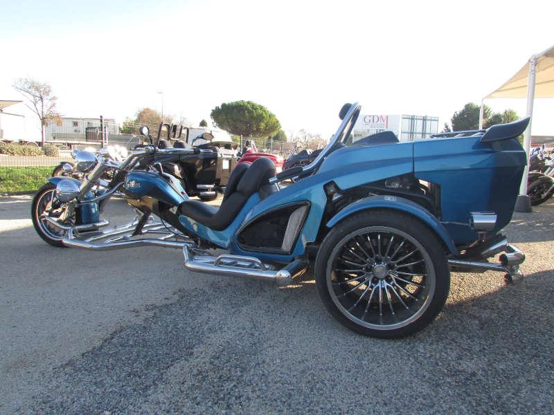 couleur bleu BMW