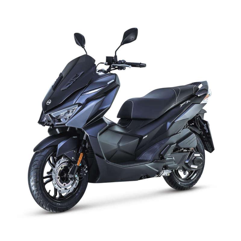 scooter sym urbain