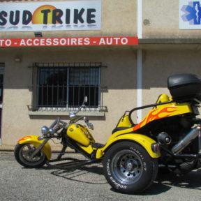 trike easy peugeot 1400cc